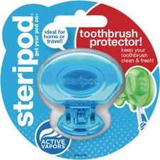 Steripod® Clip-On Toothbrush Protector