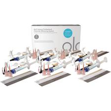 GLO™ Chairside Whitening Mixed 24% and 30% HP Patient Kits