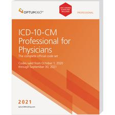 2021 ICD-10-CM Professional for Physicians, Softbound