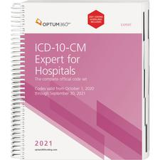 ICD-10-CM Expert 2021 for Hospitals with Guidelines