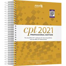 CPT Professional 2021, Spiralbound