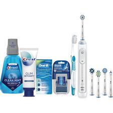 Oral-B® Genius™ Implant System Power Toothbrush Bundle