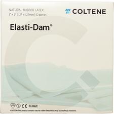 "Elasti-Dam® - fort, 5"" x 5"", 52/emballage"