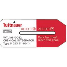 Type 5 Chemical Integrator Indicator, 250/Pkg
