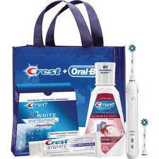 Crest® Oral-B® Whitening Power Toothbrush System