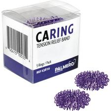 CaRING Tension Relief Band, 5/Pkg