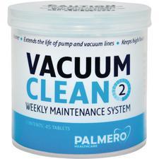 Vacuum Clean Tablets – 45/Jar