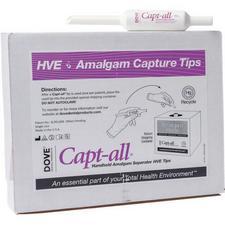Capt-all® Amalgam Separator Tip Refill, 25/Pkg