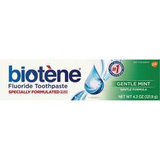 Biotene® Gentle Mint Toothpaste Gel, 4.3 oz Tube