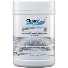 CleanCide® Germicidal Detergent Wipes, 160/Pkg