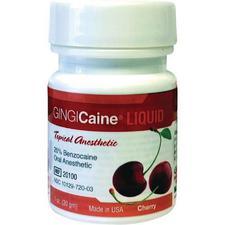 Gingicaine® Topical Anesthetic Liquid, Bing Cherry, NDC 10129-0720-03