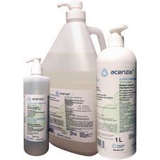 Gel antiseptique à base d'alcool Acenzia™, Parfum de pomme verte