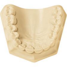 Pierre pour modèle ISO à faible diltation Lean Rock™ XL5 de type 5 – Boîte de 33lb,  ivoire