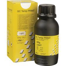 Composite d'impression 3D photopolymérisable GC Temp PRINT™, bouteille de 500 g