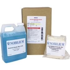 Nobiloid All-Purpose Ready-Mix Duplicating Material Kit – Blue, 1 Gallon