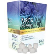 ORCA™ Foam Absorbable Hemostatic Gelatin Sponge – 10 mm x 10 mm x 10 mm, 50/Pkg