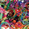 Bracelet Assortment, 72 Pieces/Pkg